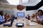 employee meeting